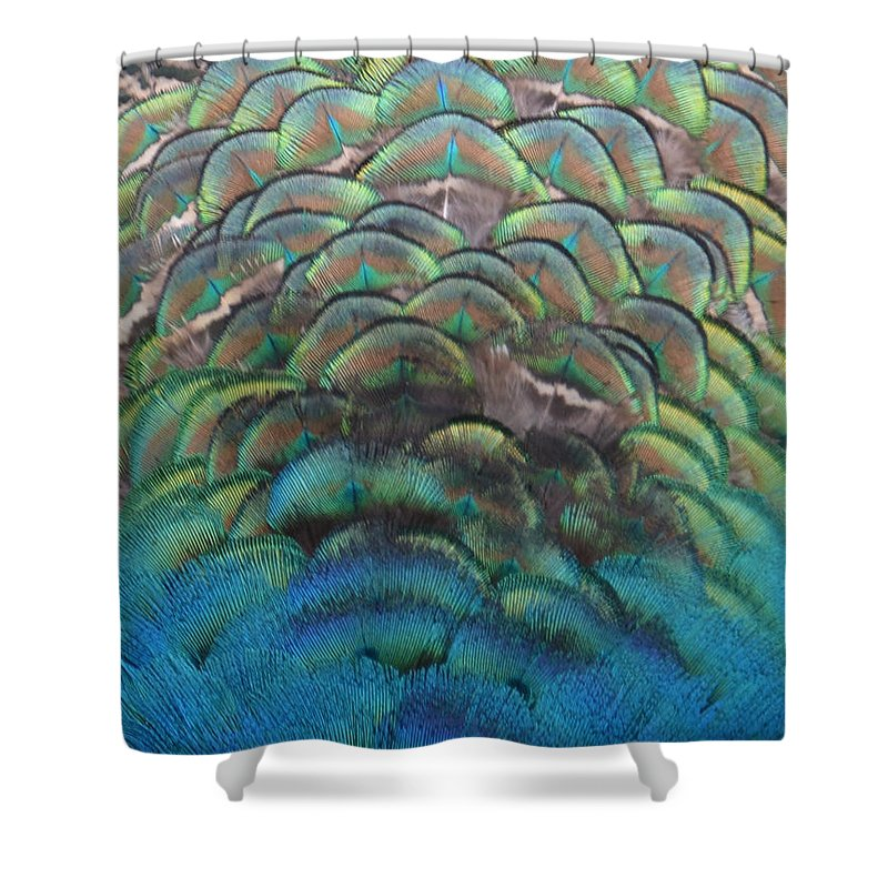 Abstract Shower Curtain featuring the photograph Natural Beauty by Erin O'Neal-Morie