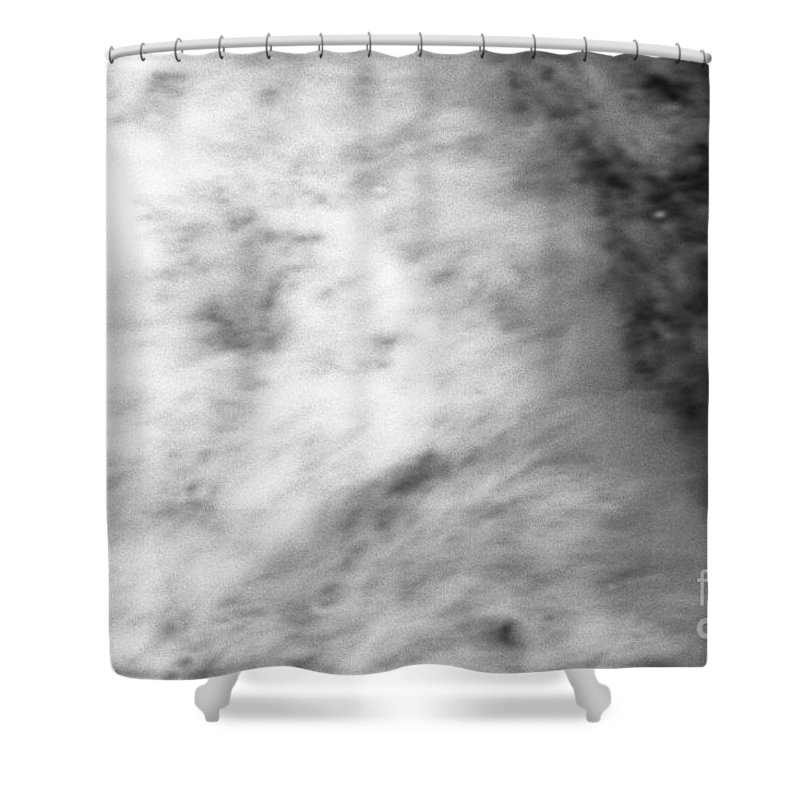 Abstract Shower Curtain featuring the photograph Nature Abstract by Gaspar Avila