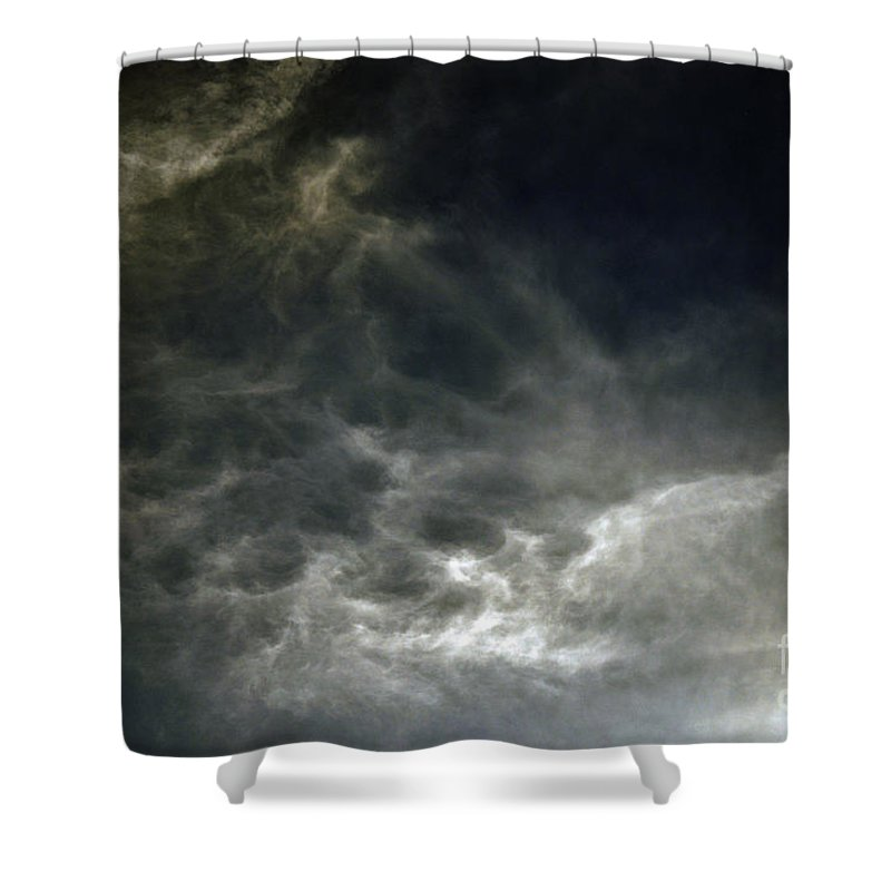 Clay Shower Curtain featuring the photograph Nebulis by Clayton Bruster