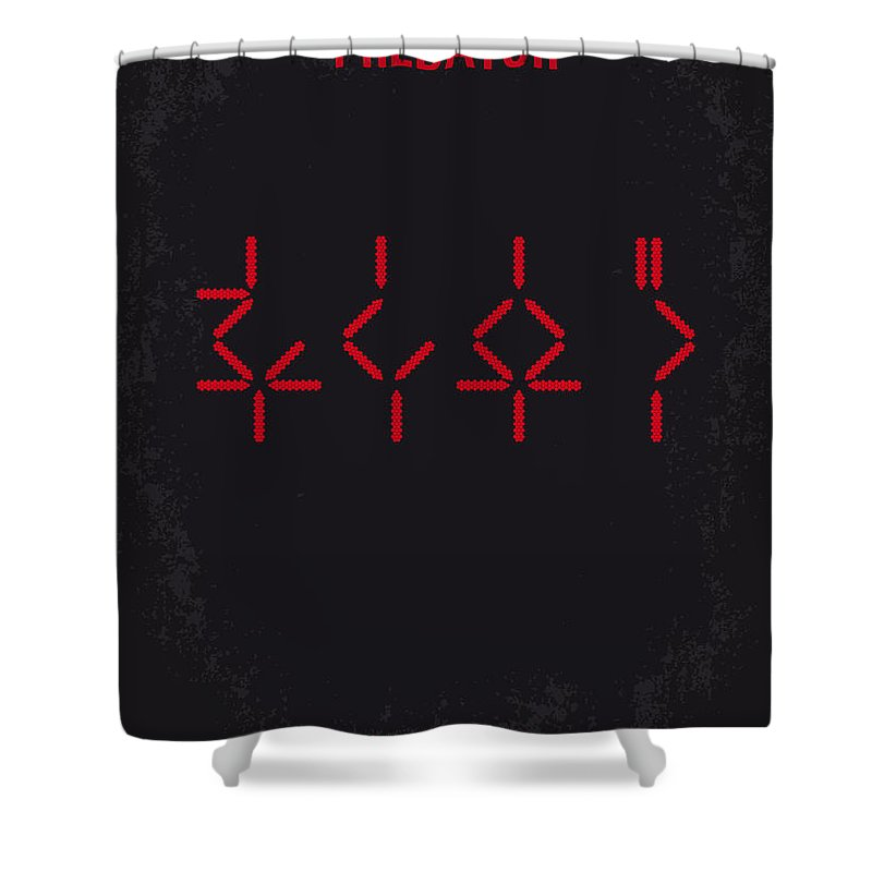 Science Fiction Digital Art Shower Curtains