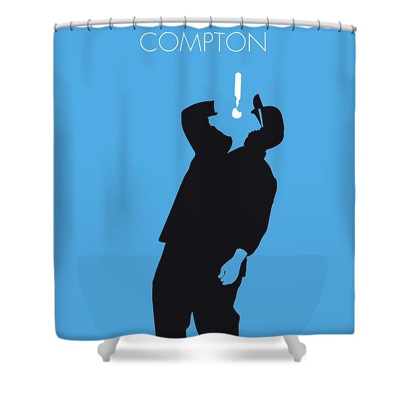West Coast Hip Hop Shower Curtains