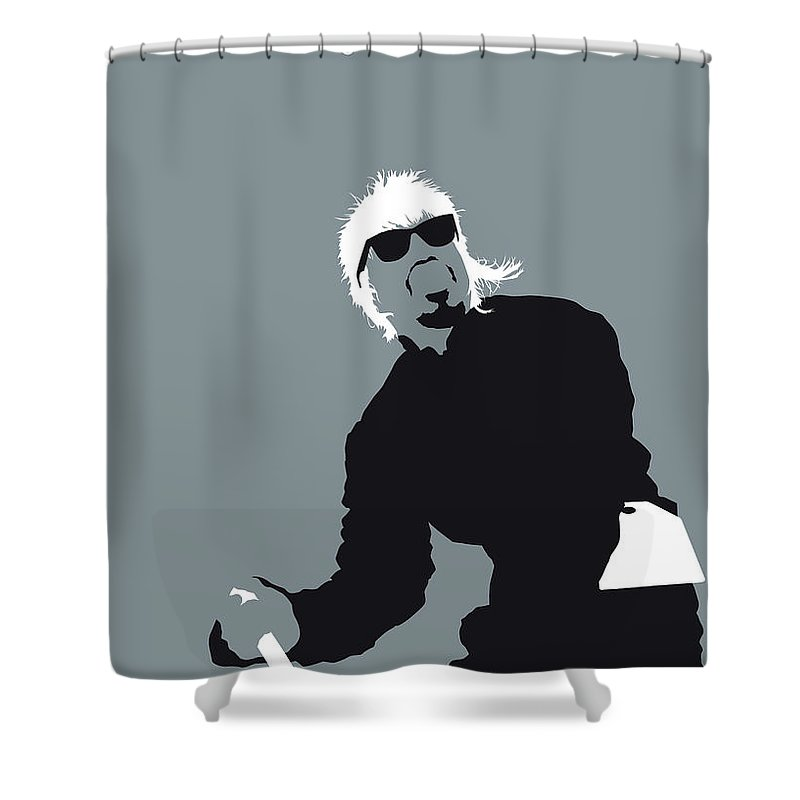 Erykah Badu Shower Curtains