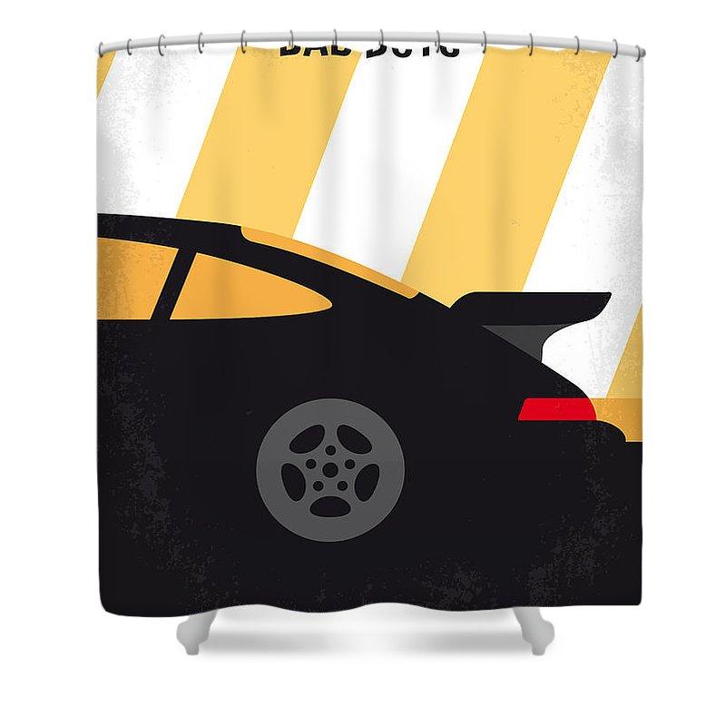 Bad Boys Shower Curtains | Pixels