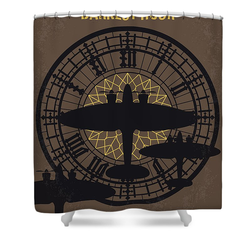 Westminster Abbey Shower Curtains