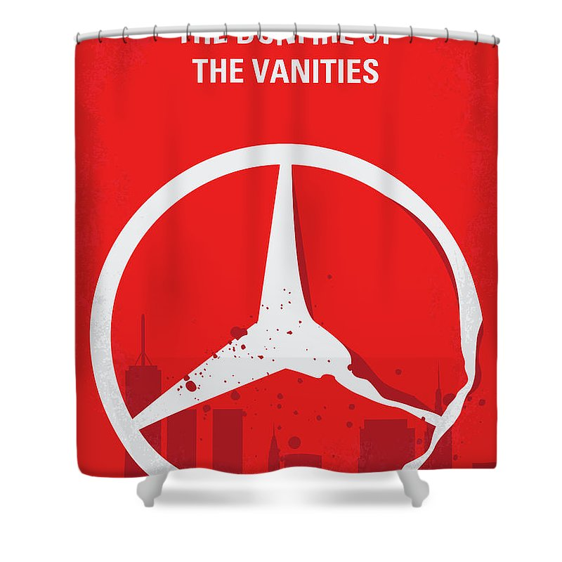 Vanity Shower Curtains
