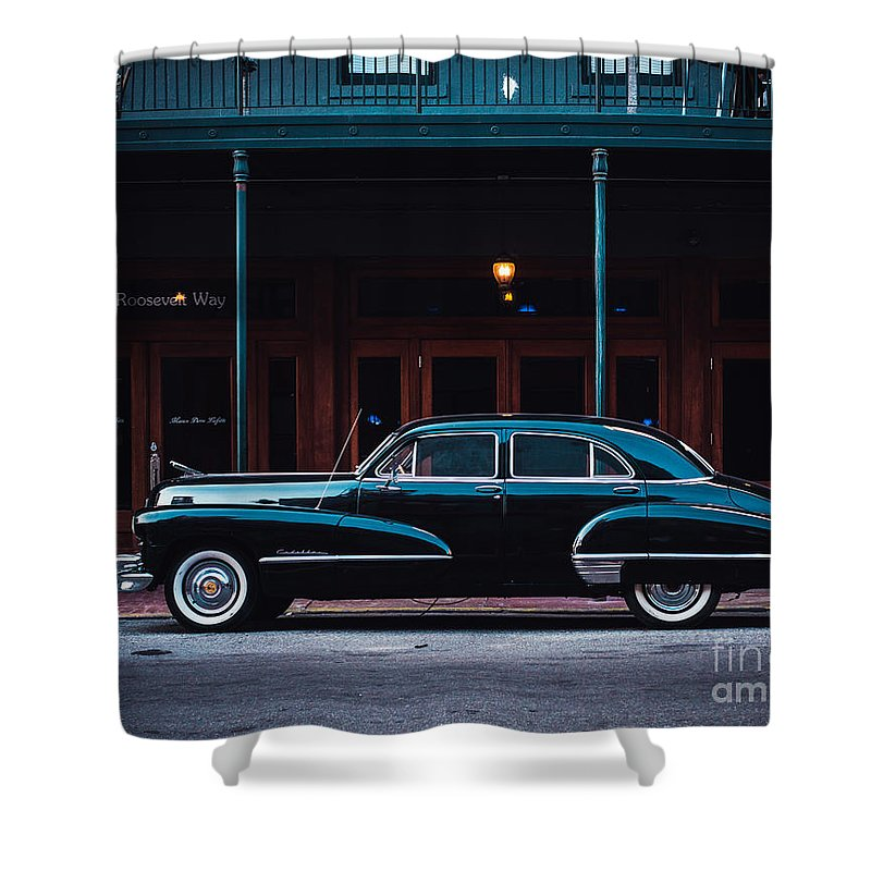 Automobile Shower Curtains