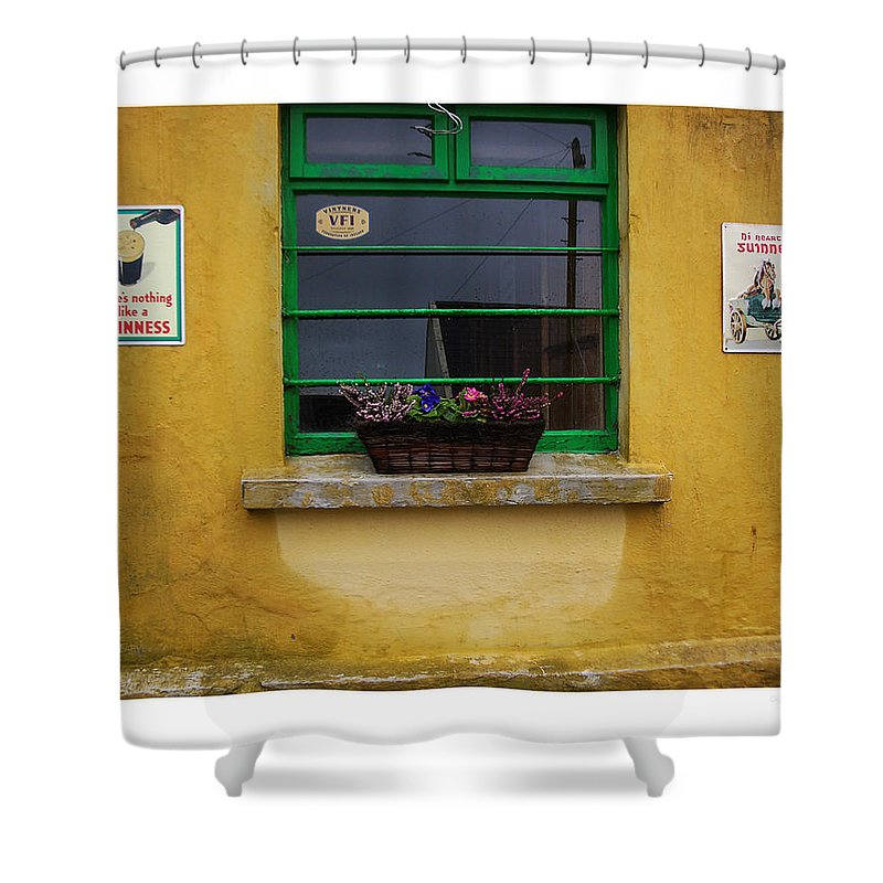 Ireland Shower Curtain featuring the photograph Nothing Like A Guinness by Tim Nyberg