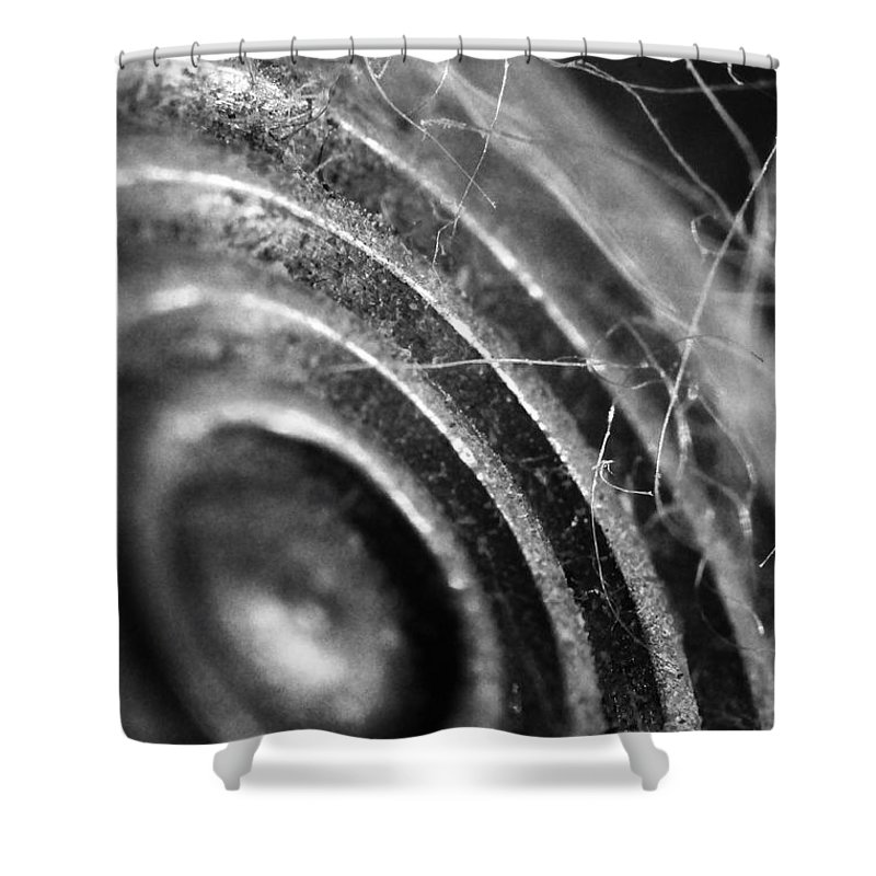 Skip Hunt Shower Curtain featuring the photograph Now Hear This by Skip Hunt