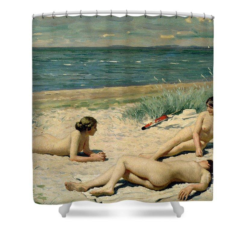 Shower naked beach Shower: 729