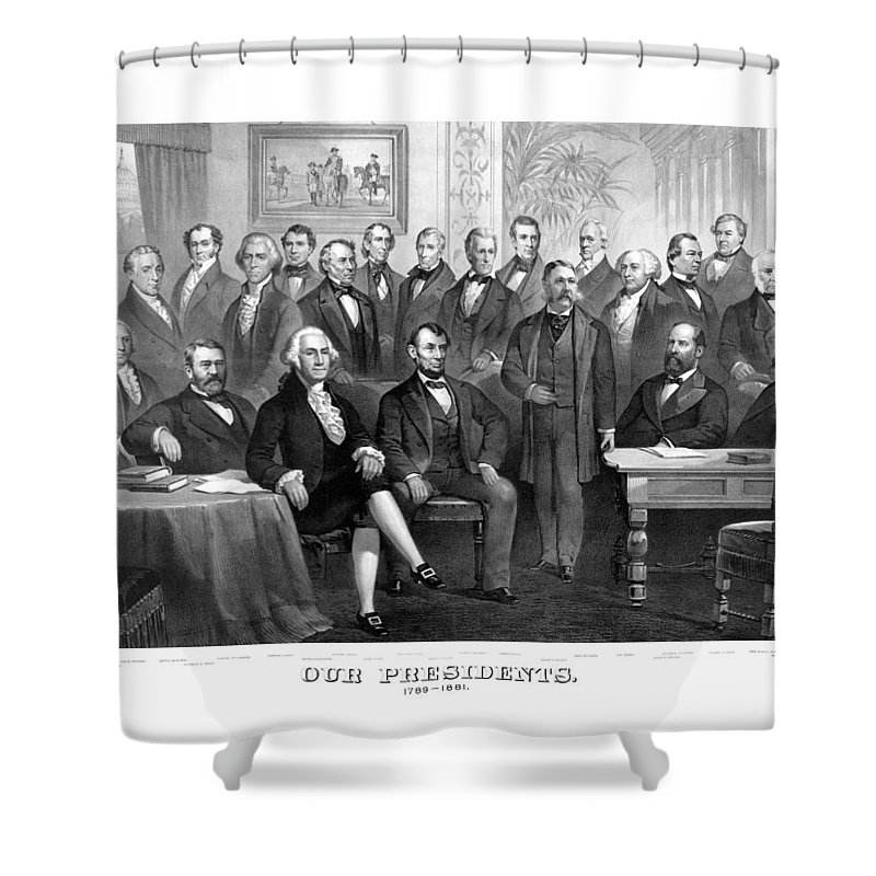 Designs Similar to Our Presidents 1789-1881