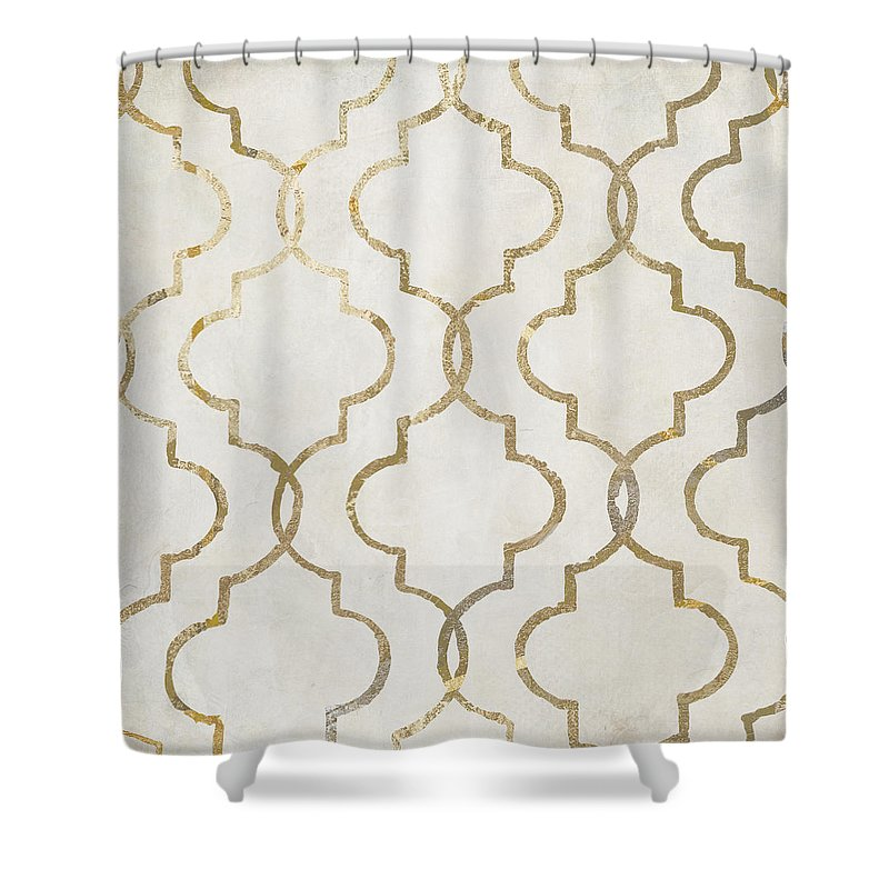 Silver Shower Curtains