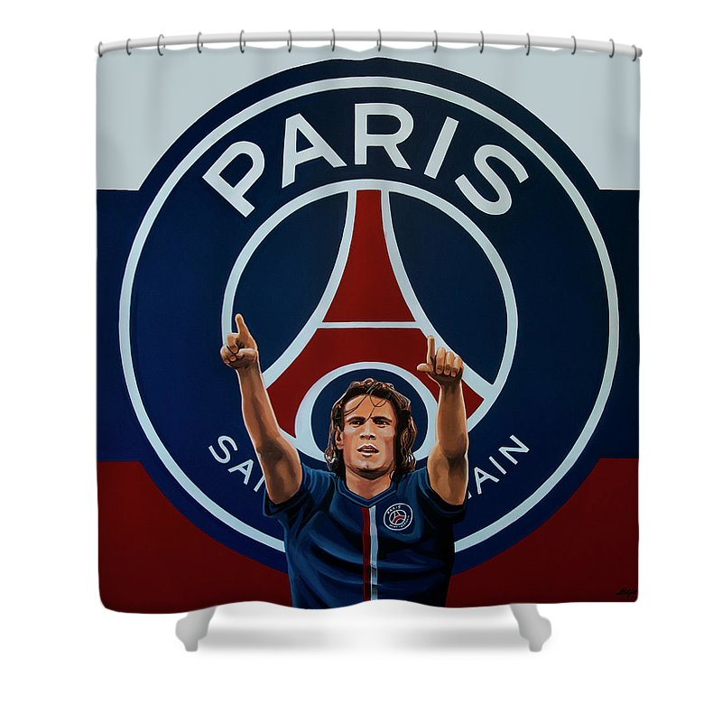 Parisian Shower Curtains