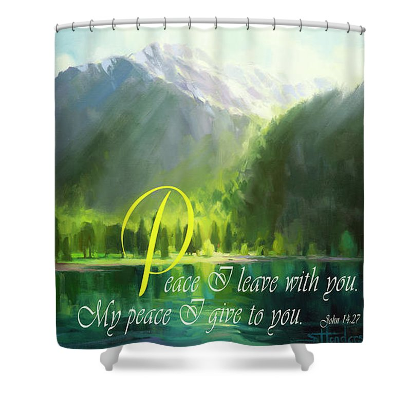 Christianity Shower Curtains