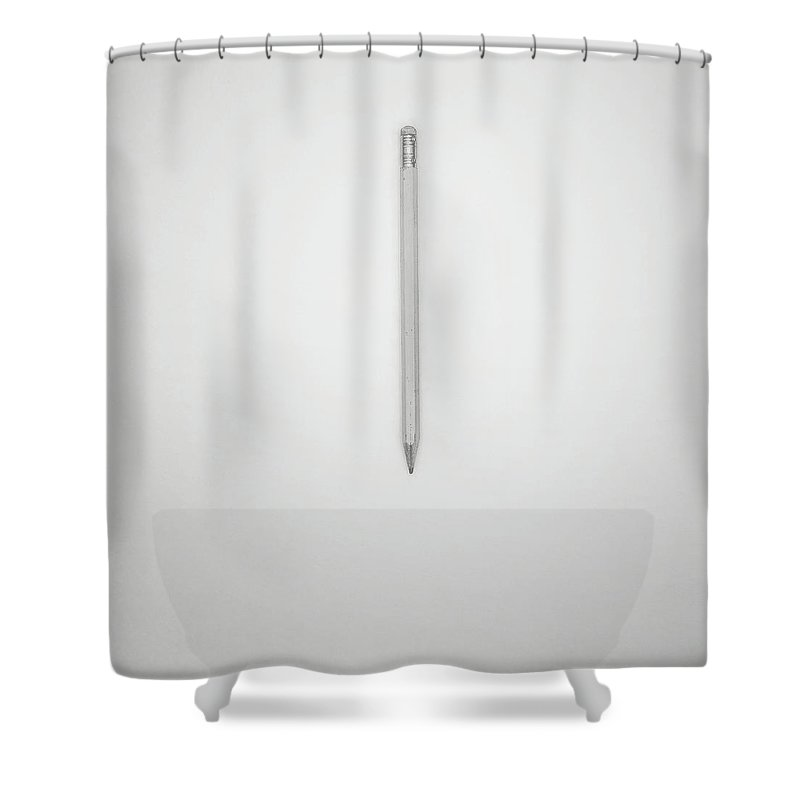 Blank Shower Curtains