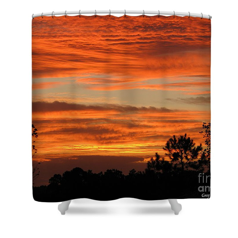 Art For The Wall...patzer Photography Shower Curtain featuring the photograph Perfection by Greg Patzer
