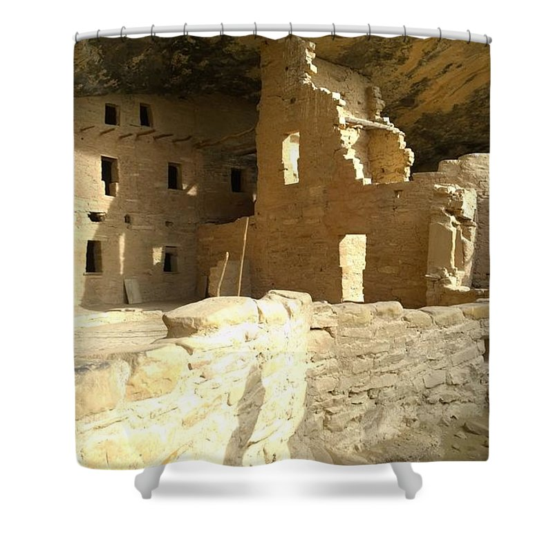 Shower Curtain featuring the photograph Pic 6 by Judy Henninger