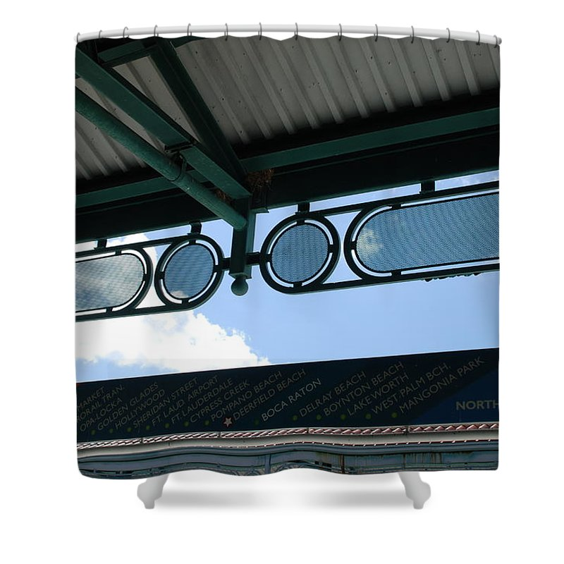Cities Shower Curtain featuring the photograph Pick A Town Any Town by Rob Hans