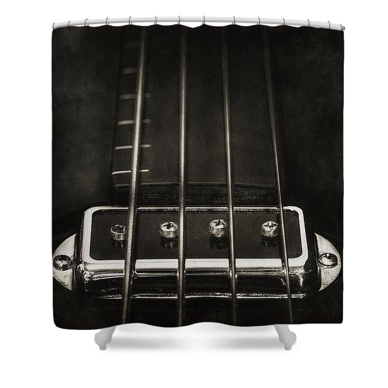 scott norris photography shower curtain featuring the photograph pickup lines by scott norris