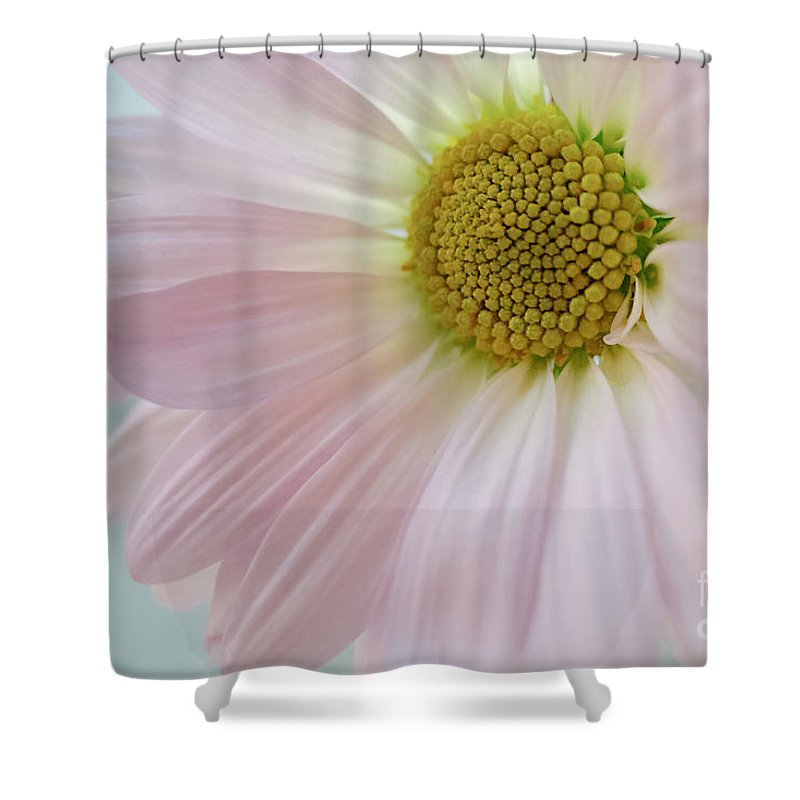 Flowers Shower Curtain featuring the photograph Pink Perfection by Susan Garver