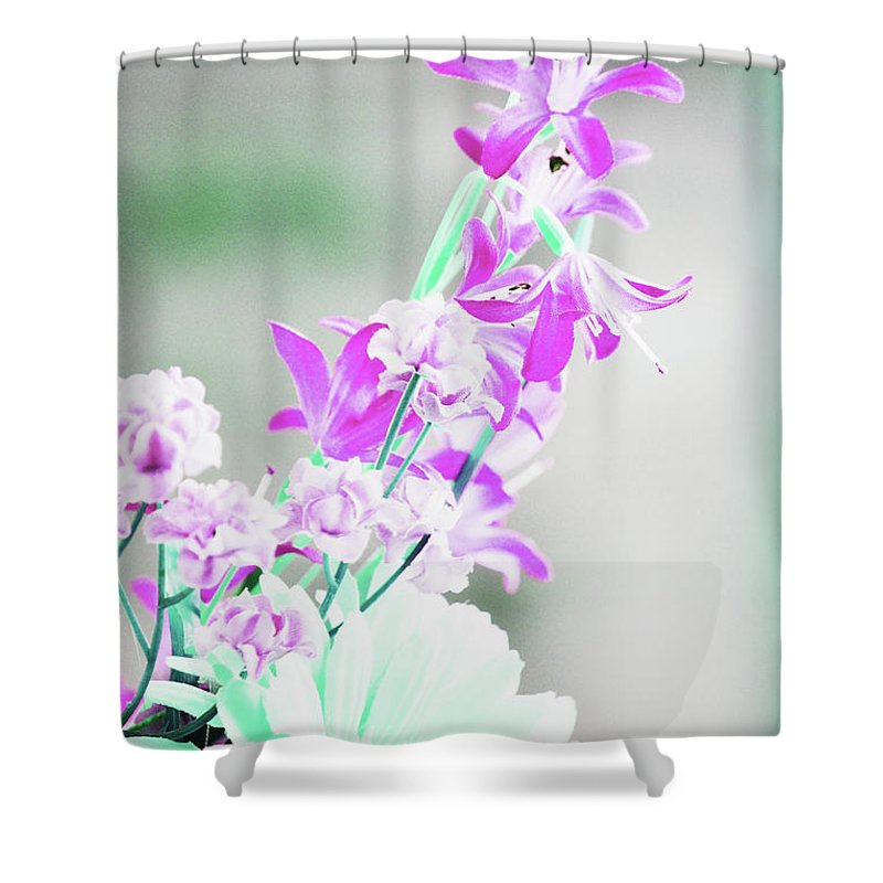 Whimsy Shower Curtain featuring the photograph Pleasure by Traci Cottingham