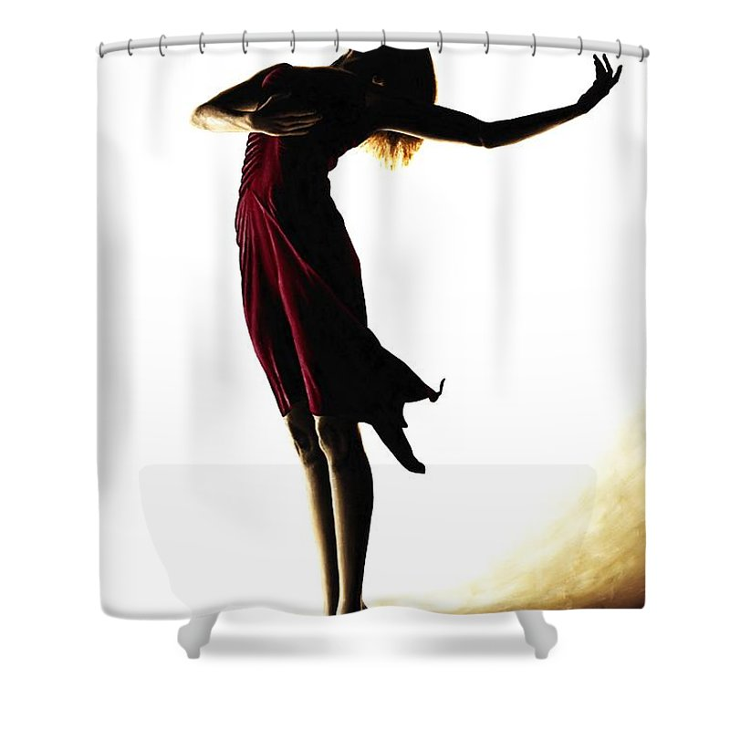 Barefoot Shower Curtains