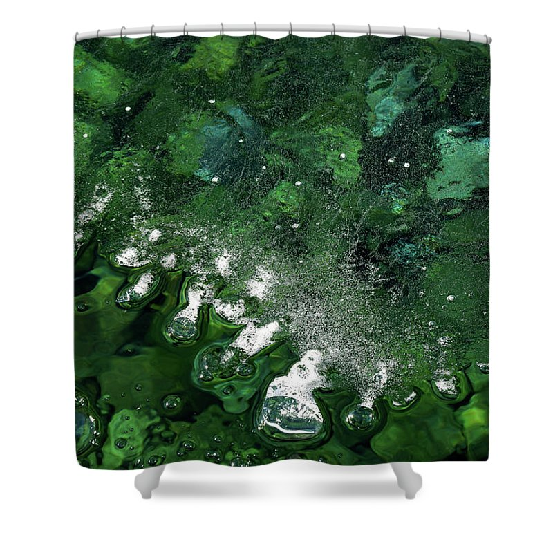 Ice Shower Curtain featuring the photograph Popsicle Toes by Cate Franklyn