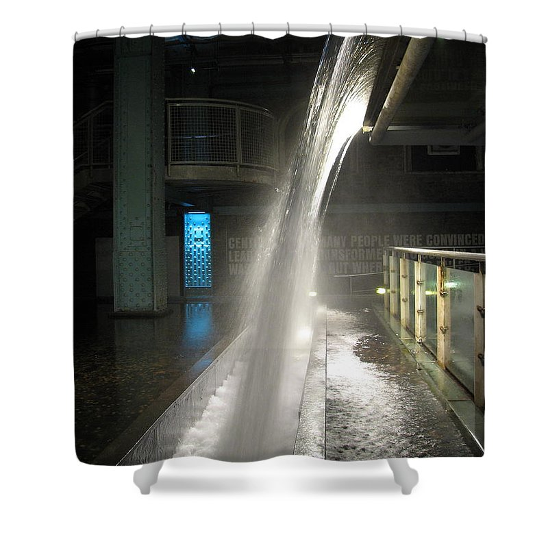 Guinness Shower Curtain featuring the photograph Pure Guinness by Kelly Mezzapelle