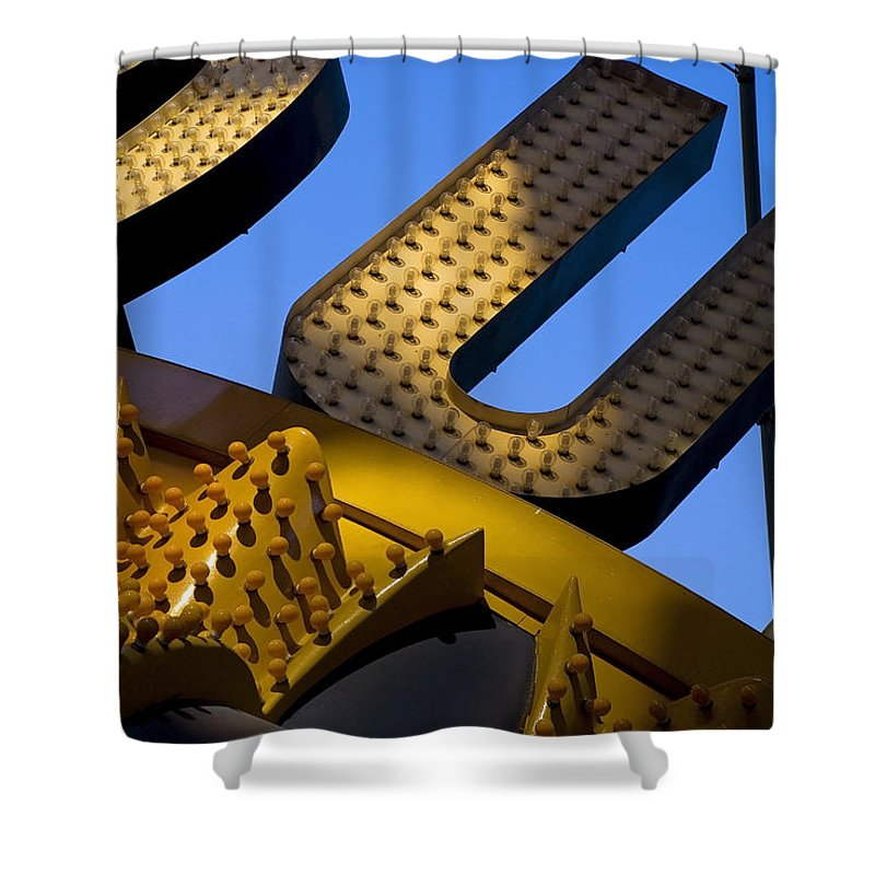 Architecture Shower Curtain featuring the photograph Queen Of Hearts by Skip Hunt