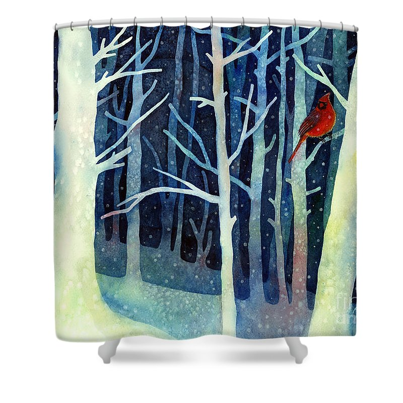 Christmas Song Shower Curtains