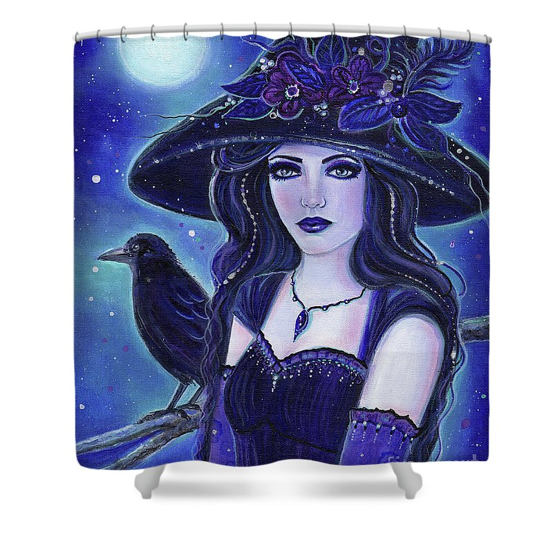 Witch Shower Curtains