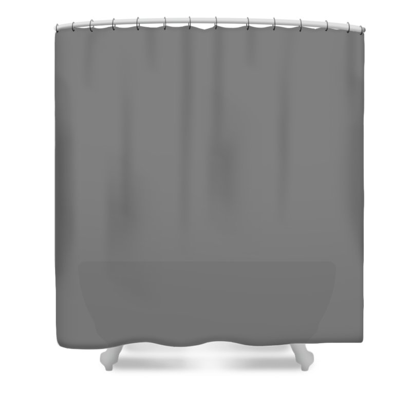 Red Shower Curtain featuring the photograph Red Autumn Leaf by Garry Gay