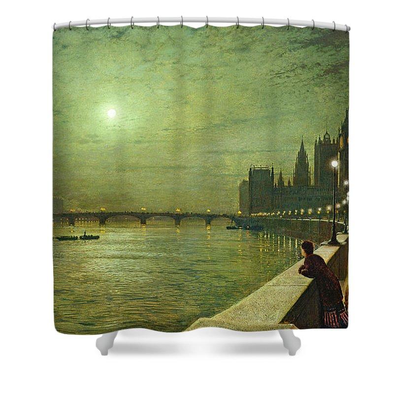 Big Ben Shower Curtains