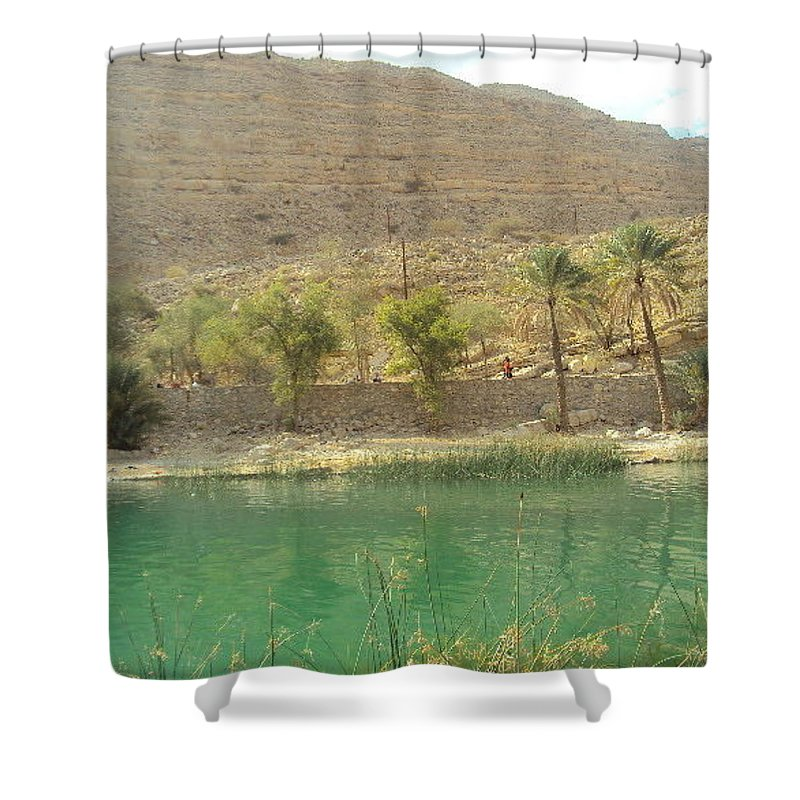 Shower Curtain featuring the photograph Roof by Manoj John