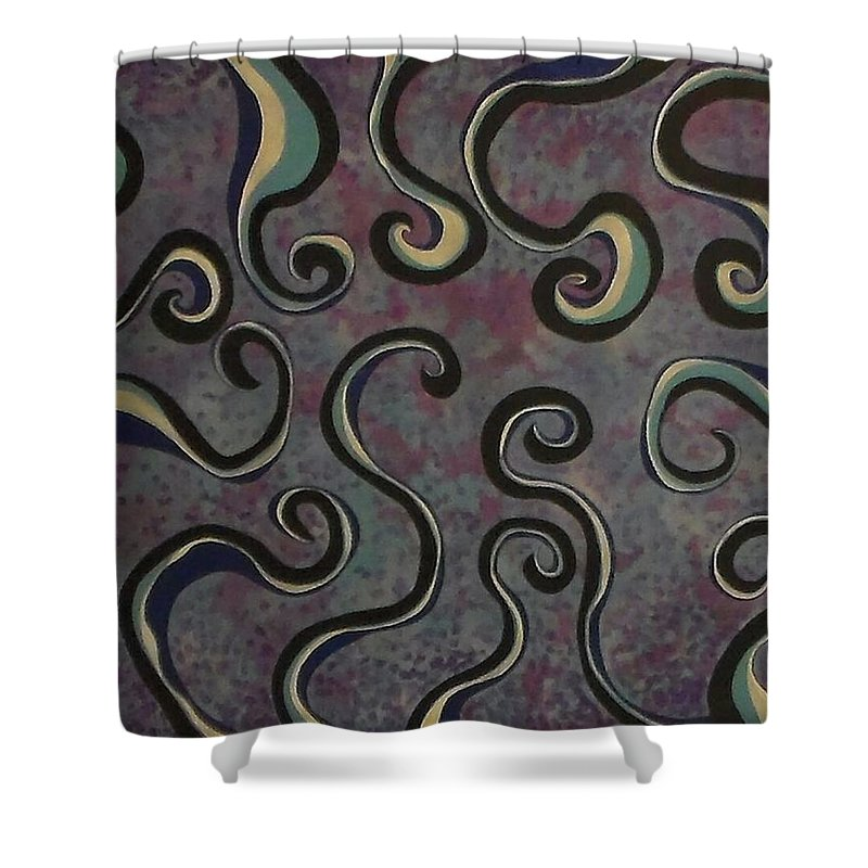 Rythym And Flow Shower Curtain For Sale By Brian Sheffield A rythym guitar is an electric or accoustic guitar playing chords to keep rythym and the bass guitar is used to anchor down the harmonics and lay down the beat, basically smooth things out and either playing basic. pixels