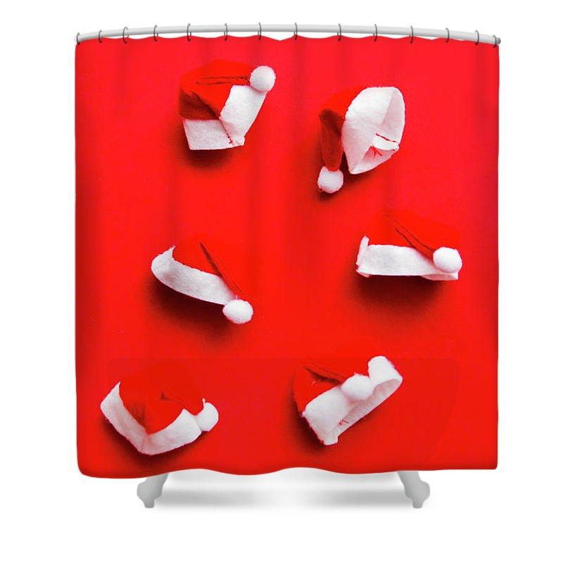 Santa Claus Shower Curtains