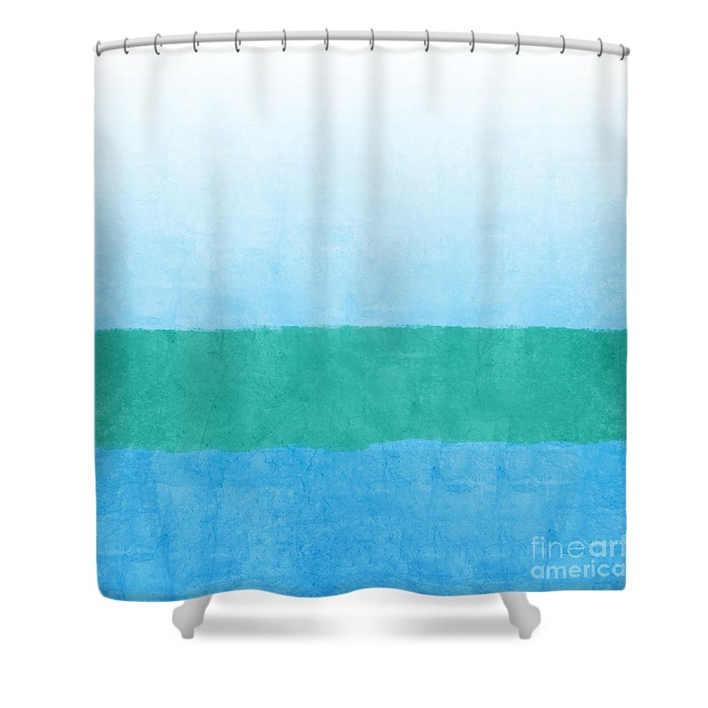 Coastal Landscape Shower Curtains