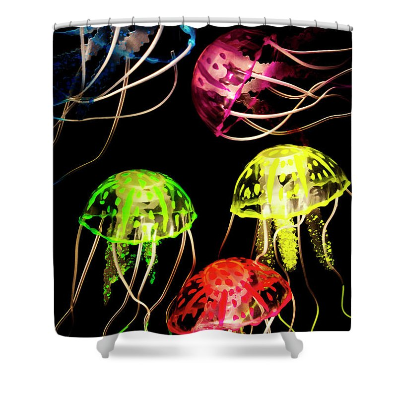 Nature Shower Curtain featuring the photograph Sea Of Colours by Jorgo Photography - Wall Art Gallery