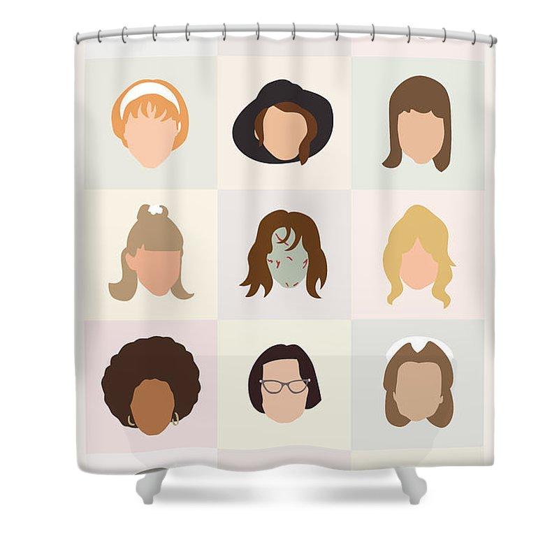 Movie Shower Curtains
