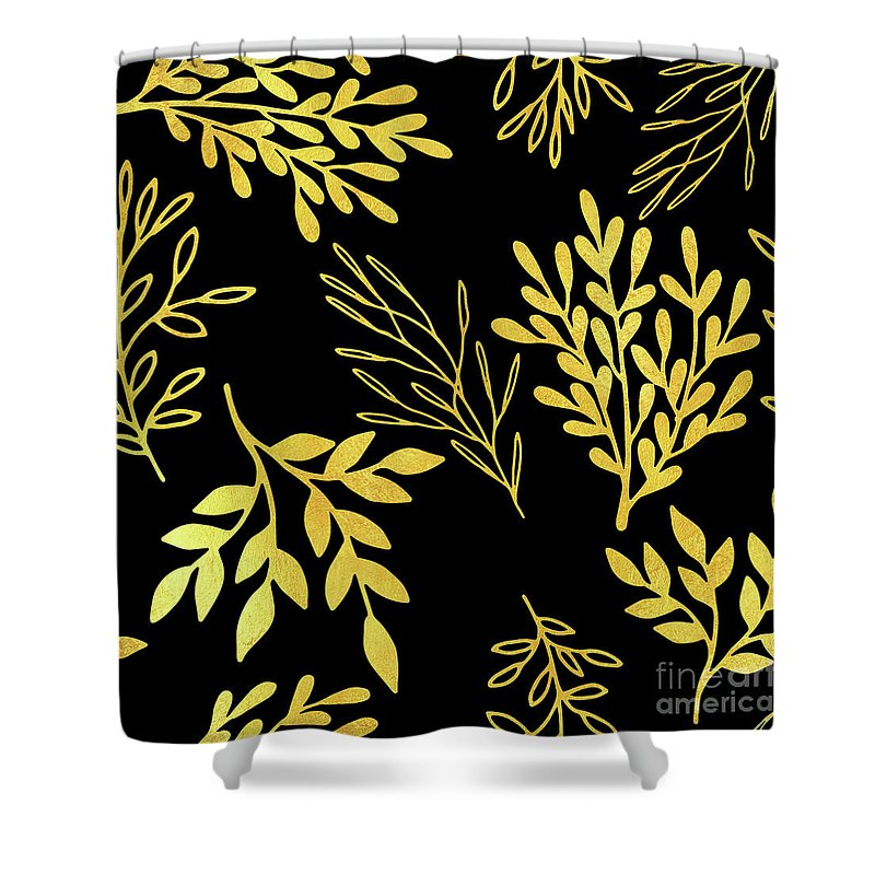 Studying Shower Curtains