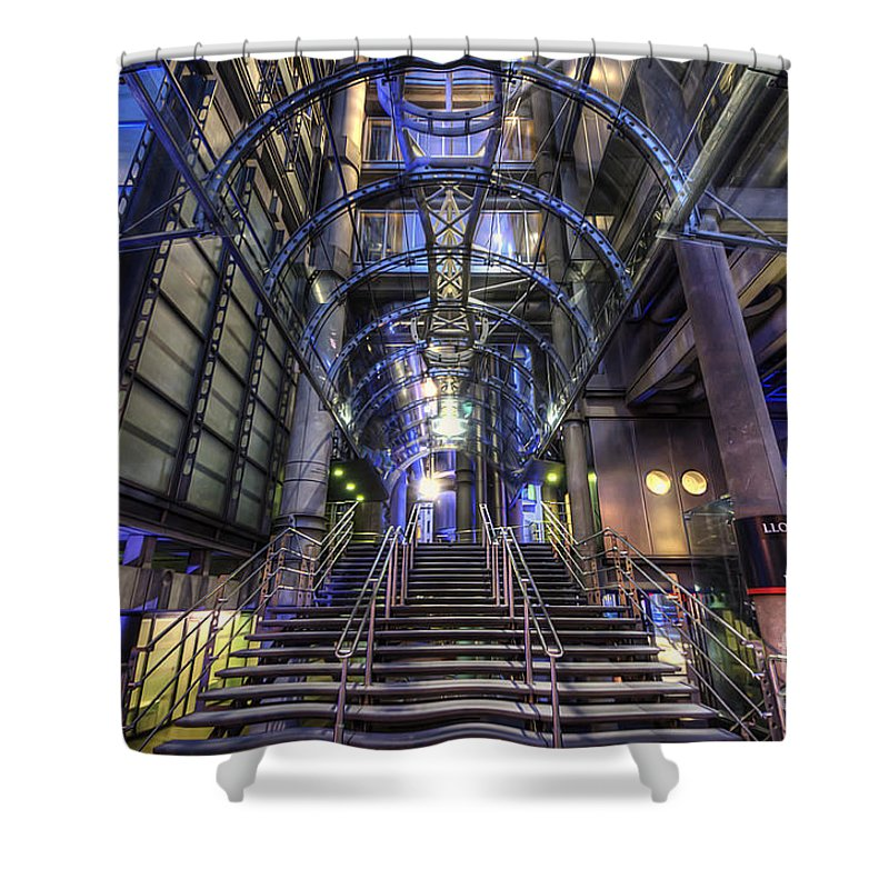Yhun Suarez Shower Curtain featuring the photograph Silk And Steel 1.0 by Yhun Suarez