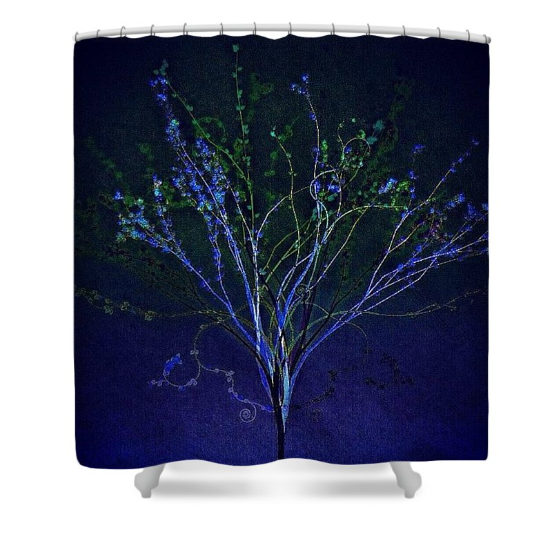 Augustine Shower Curtain featuring the photograph Since Love Grows Within You by Nick Heap