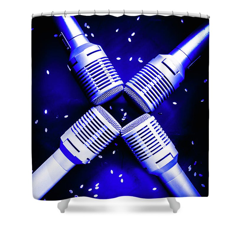 Event Shower Curtains