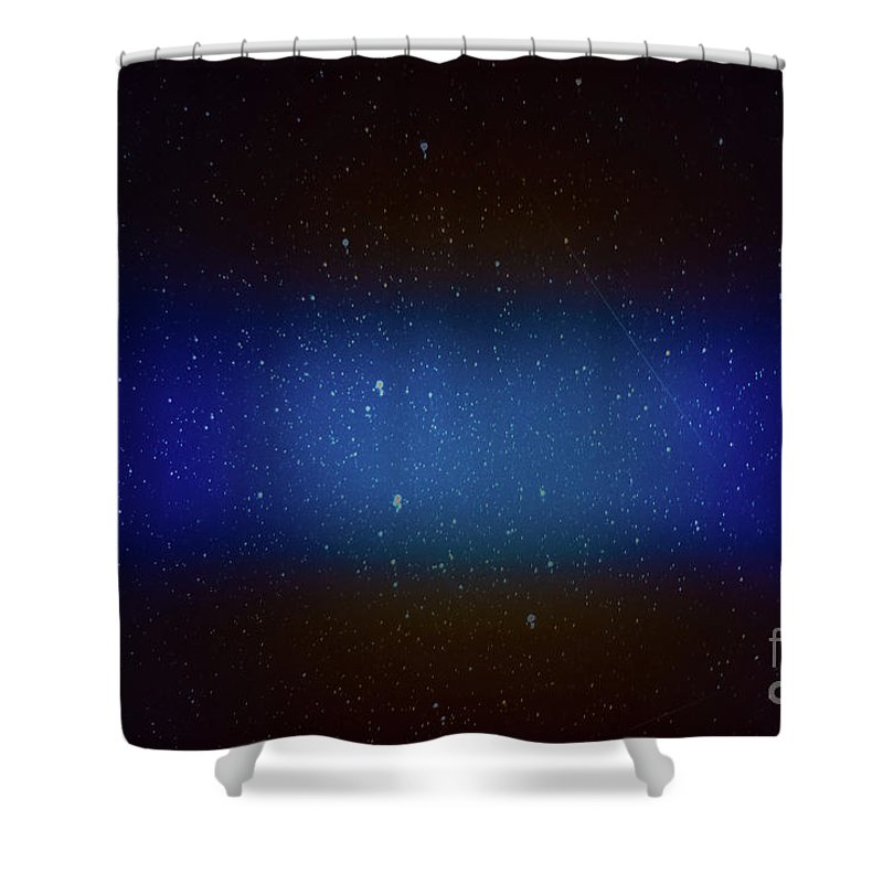Stars Shower Curtain featuring the photograph Sky Sight 1 by Matthew Nelson