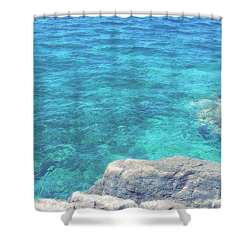 Landscapes Shower Curtains
