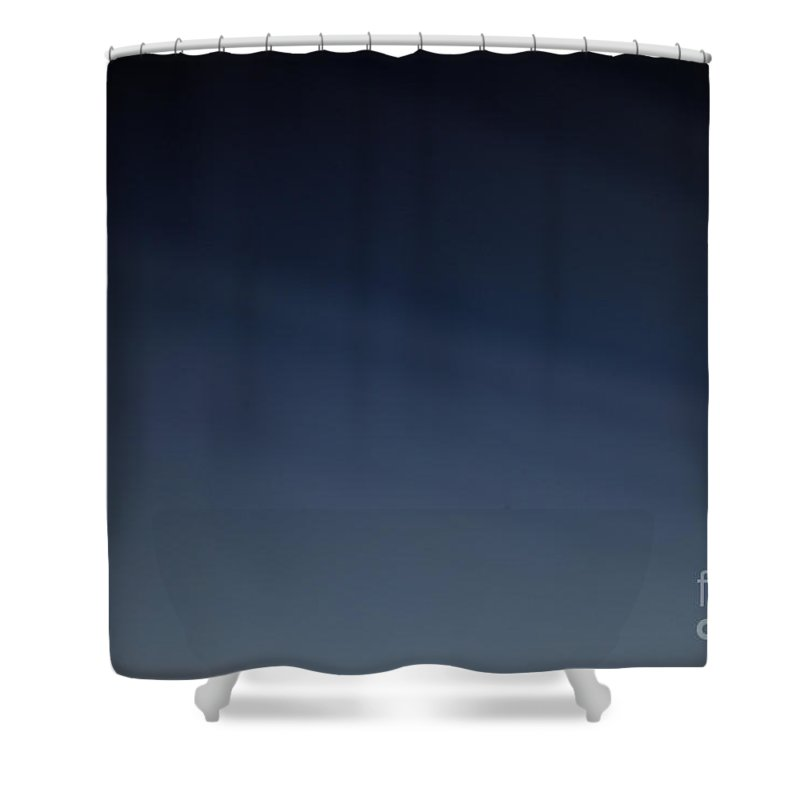 Snow Shower Curtain featuring the photograph Snow Day by Amanda Barcon