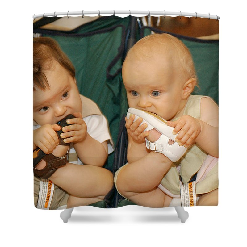 Feet Shower Curtain featuring the photograph Sole Food by Jill Reger