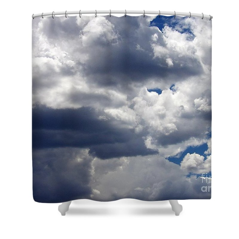 Wishes Shower Curtain featuring the photograph Some Days Are Full Of Some Days by L Cecka