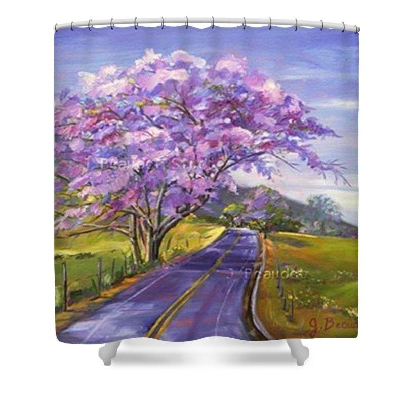 Impressionism Shower Curtains