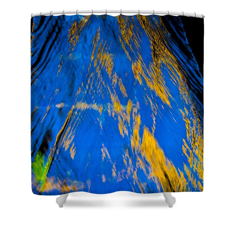 Soul Shower Curtain featuring the photograph Soul Fire by Casper Cammeraat