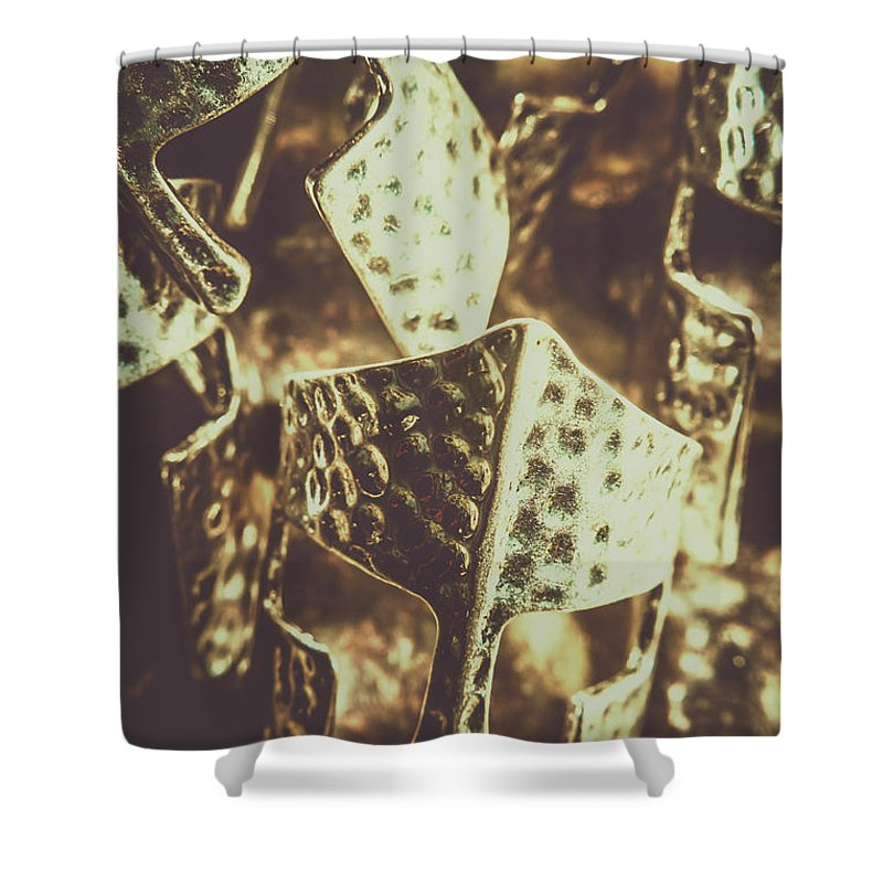 Sparta Shower Curtain Featuring The Photograph Spartan 300 By Jorgo Photography